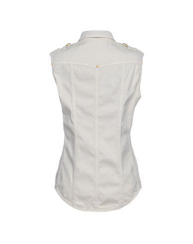 Balmain Denim Shirt fasjonable billig utmerket TGGxfOCQ