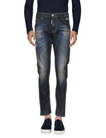 Pantalons En Jean Dsquared2 - Dsquared2 Homme - YOOX 0d4d74588b5e