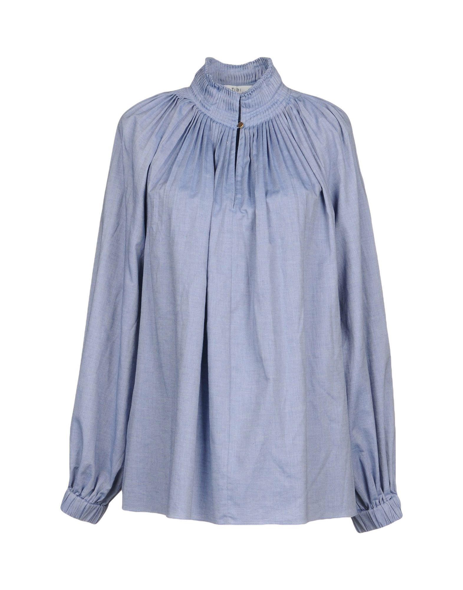 Camicia Jeans Tibi Donna - Acquista online su pbmoL