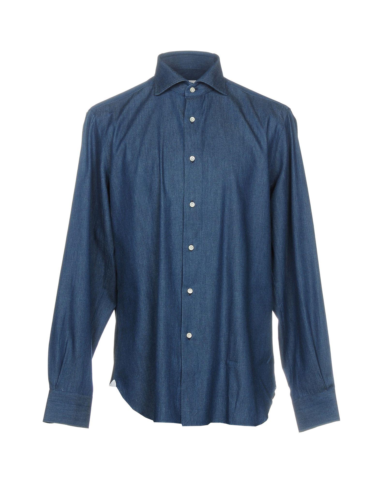 Camicia Jeans Mattabisch Uomo - Acquista online su