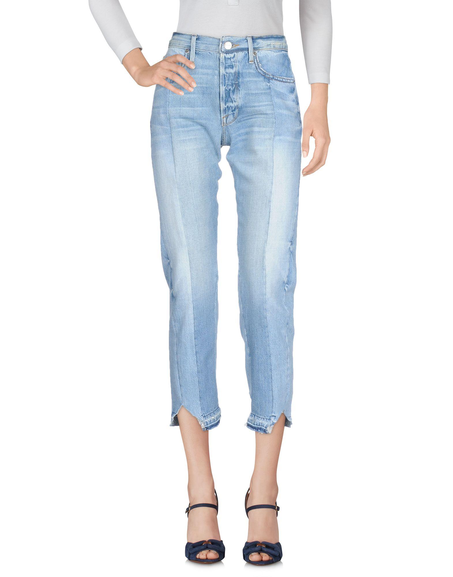Pantaloni Pantaloni Jeans Frame donna - 42666573AL