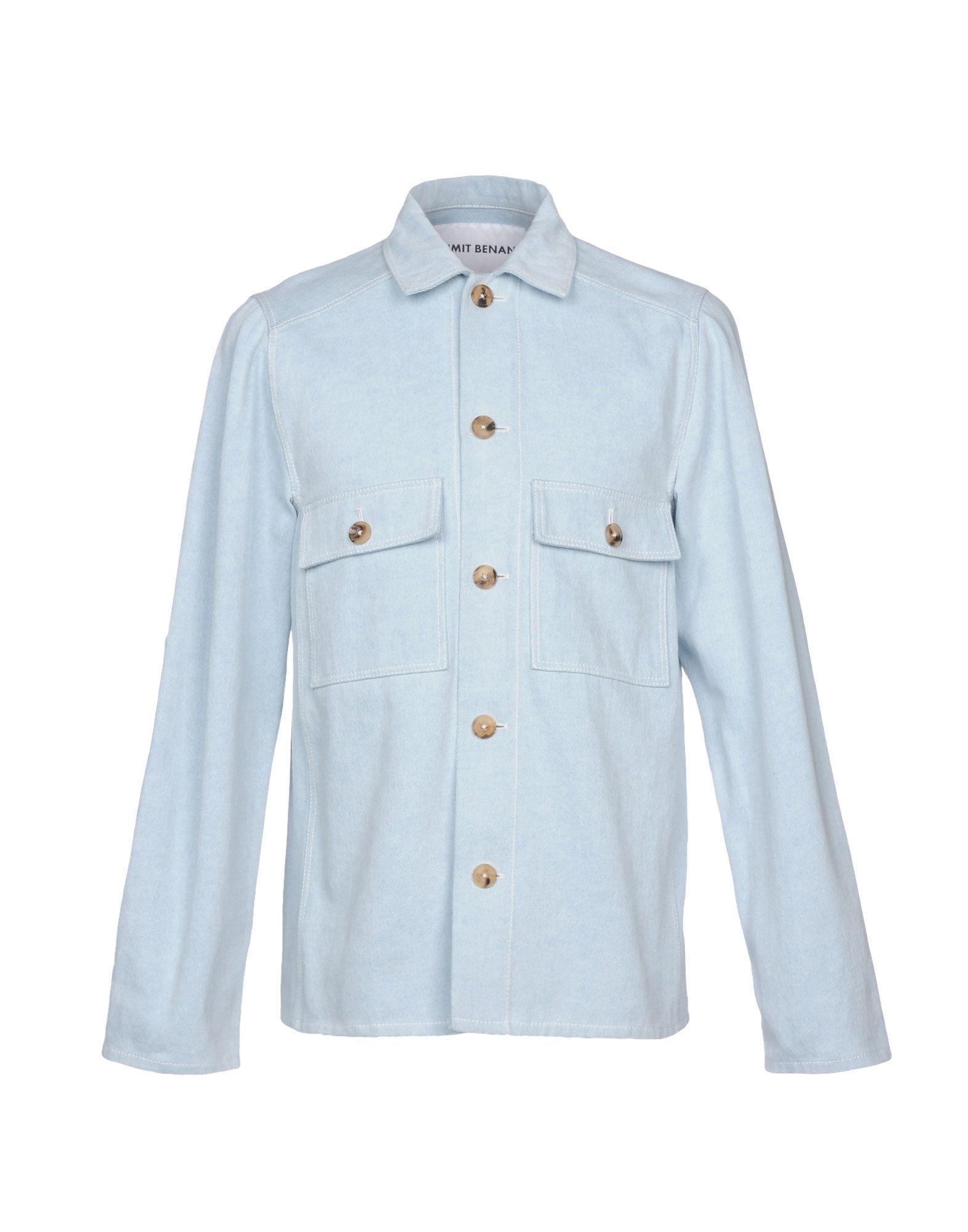 Camicia Jeans Umit Benan Uomo - Acquista online su