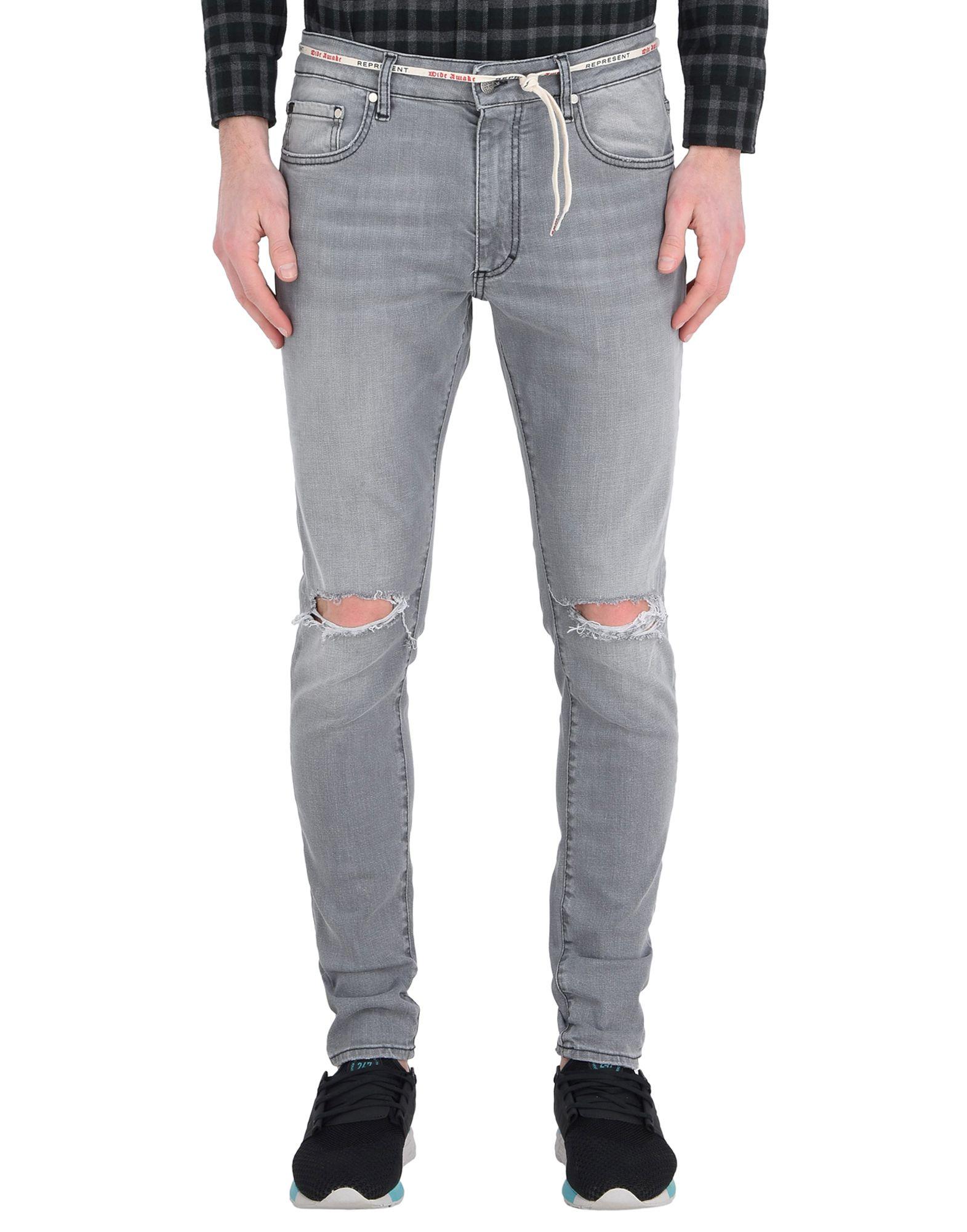 Pantaloni Jeans Represent Uomo - Acquista online su