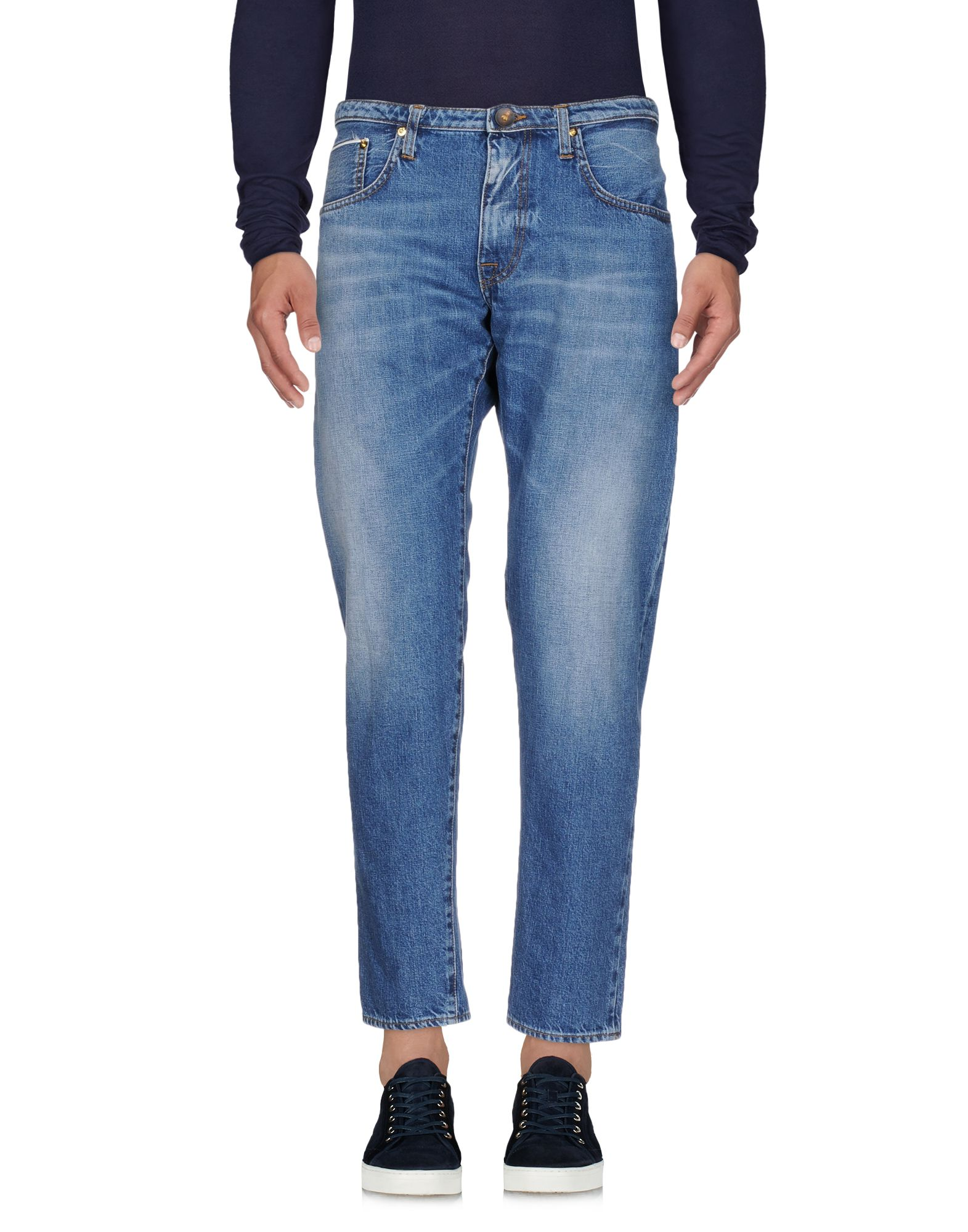 Pantaloni Jeans (+) People Donna - Acquista online su
