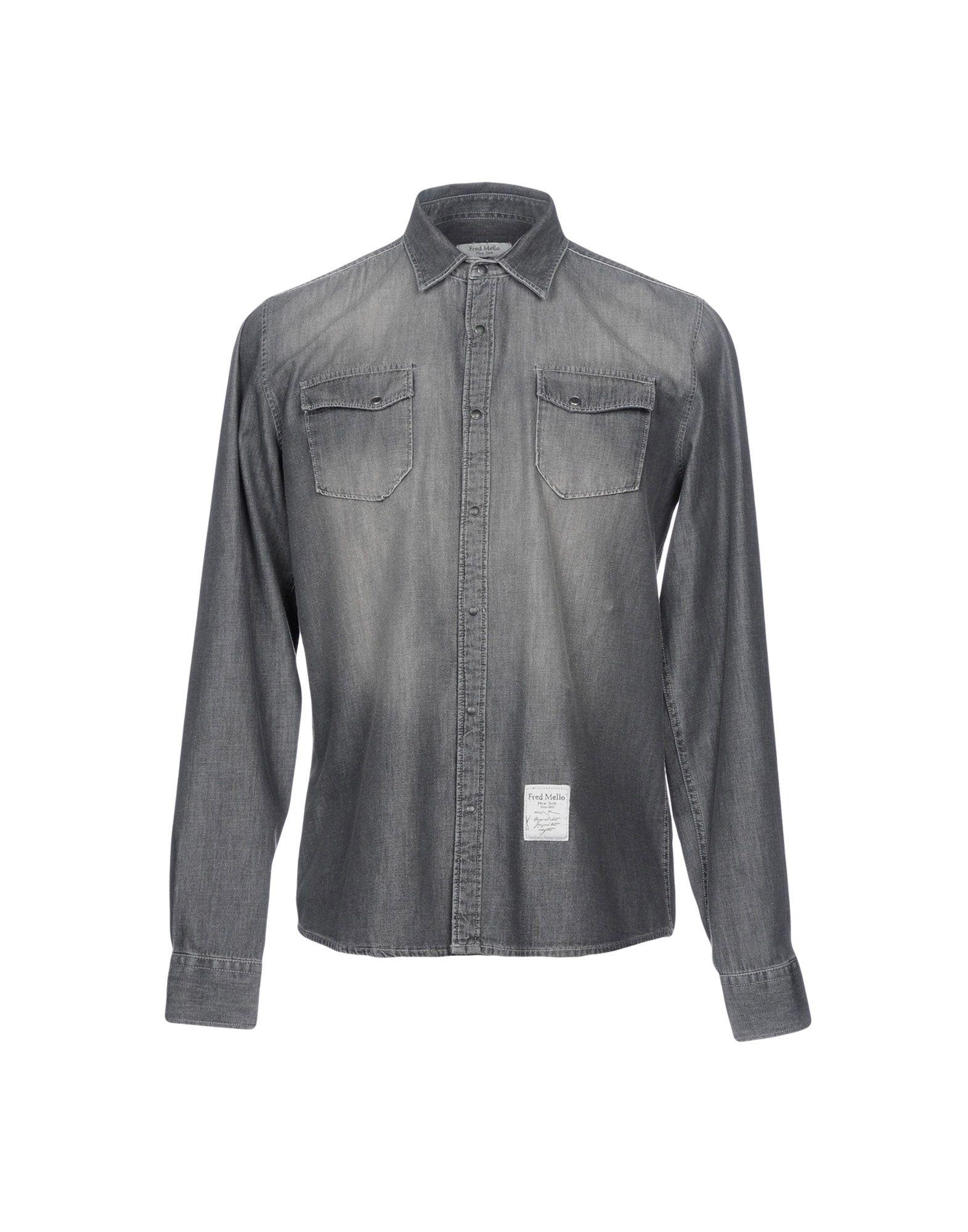 Camicia Jeans Frosso Mello 42667071WH Uomo - 42667071WH Mello 8a5431