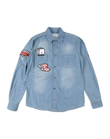 Acquista Yoox Anni Su 9 Online Bambino Plein Camicia Philipp Jeans 16 vwx1nCUgq