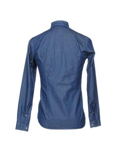 Dnl Denim Shirt salg besøk ebay online salg beste engros CvlBzYm