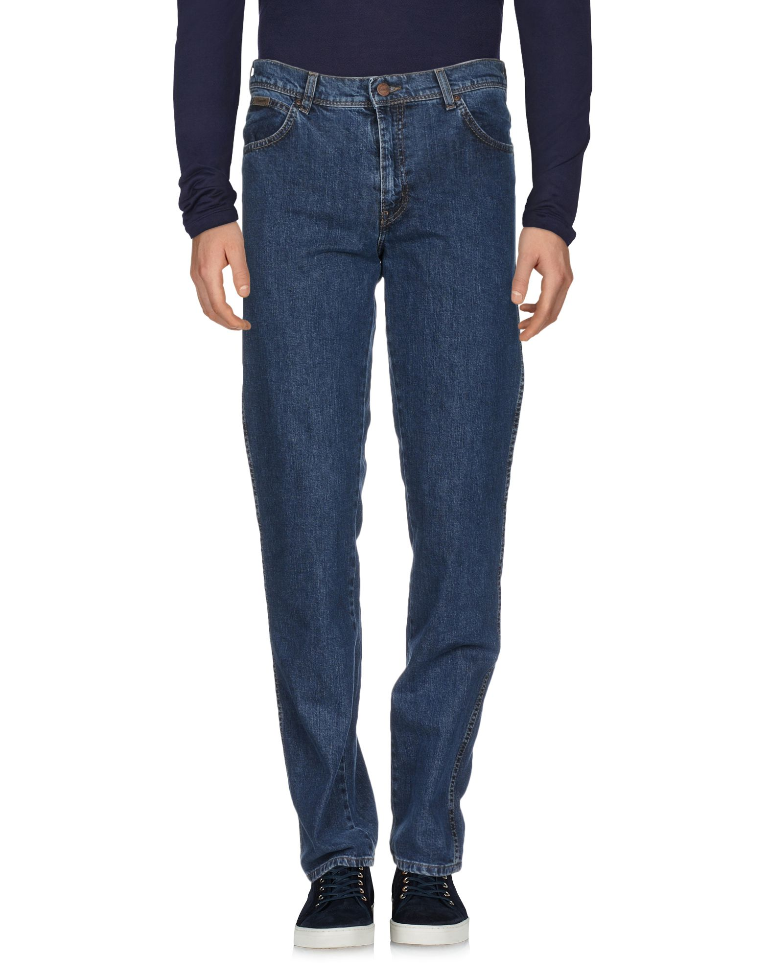 Pantaloni Jeans Wrangler Uomo Uomo Wrangler - 42667240EJ 4bc53f