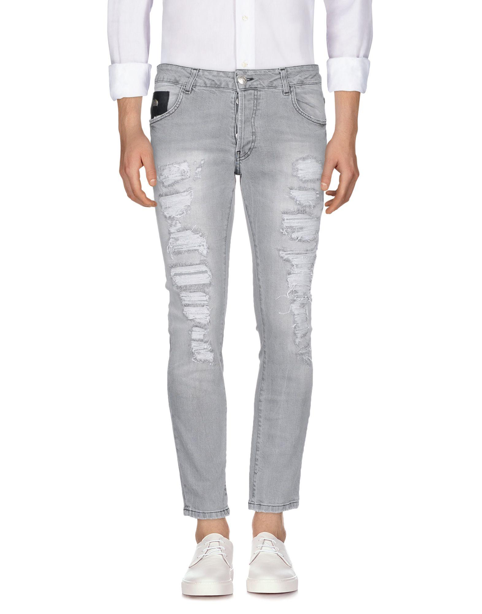 Pantaloni Jeans John Richmond herren - 42667372OI