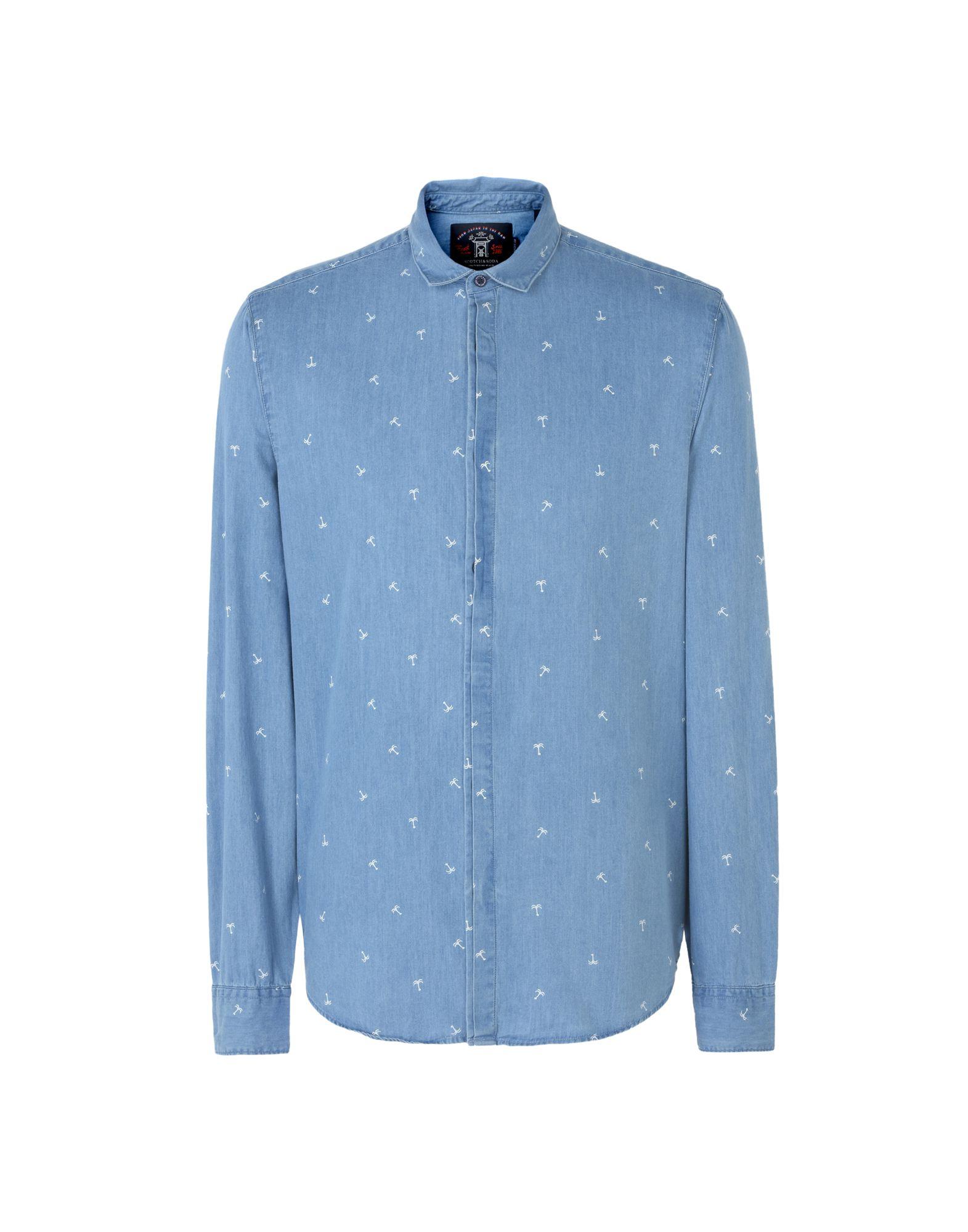 Camicia Jeans Scotch & Soda Donna - Acquista online su