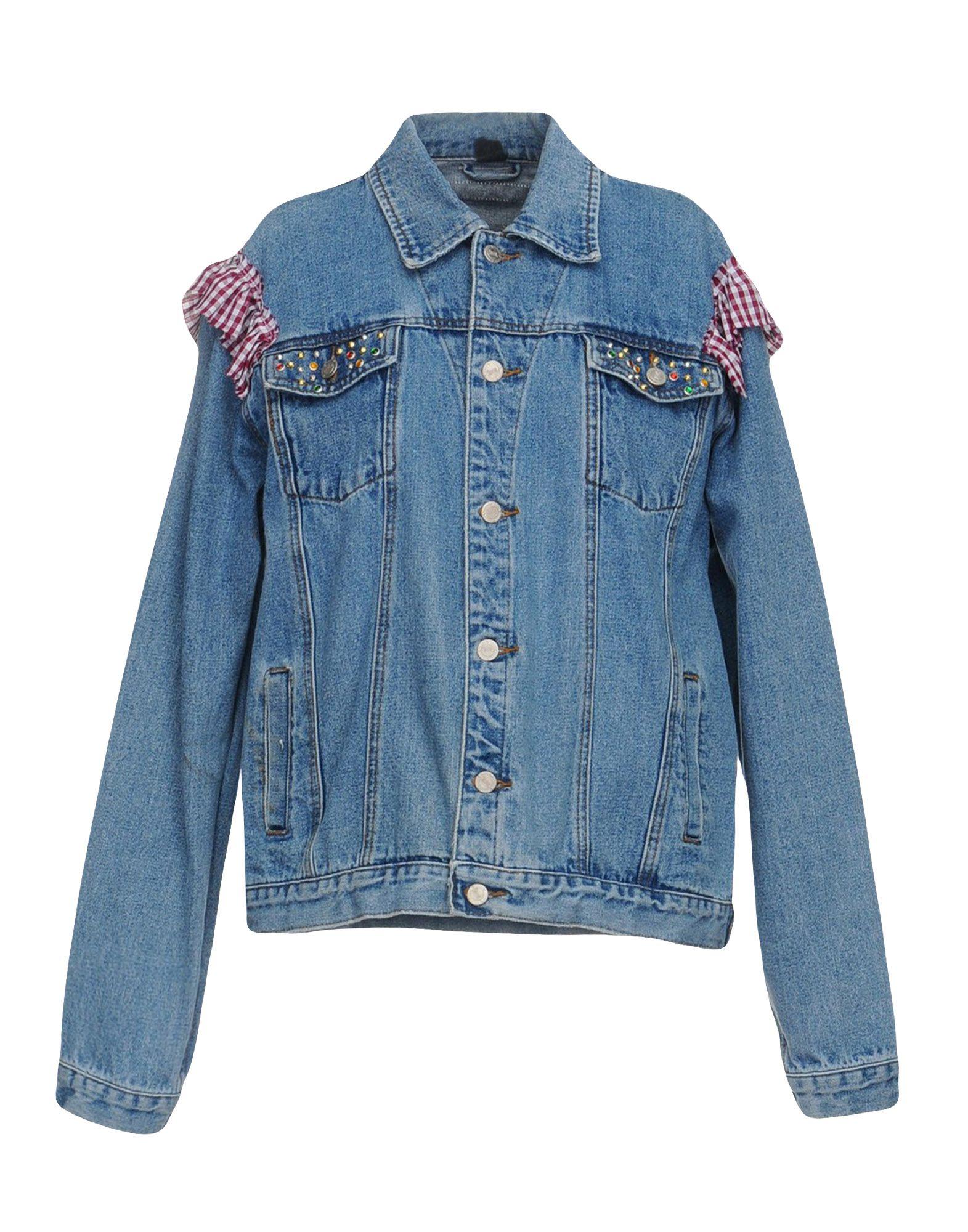 Giubbotto Jeans Mpd Box Donna - Acquista online su iwyQi2ZXCa