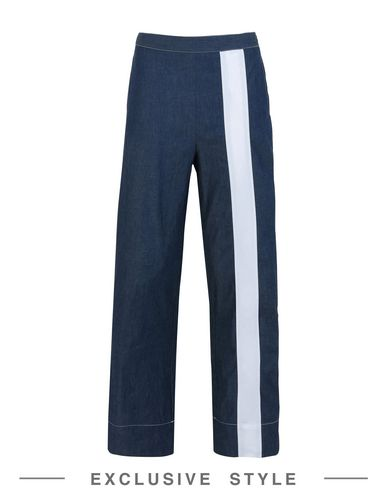 JI WON CHOI x YOOX - Denim pants
