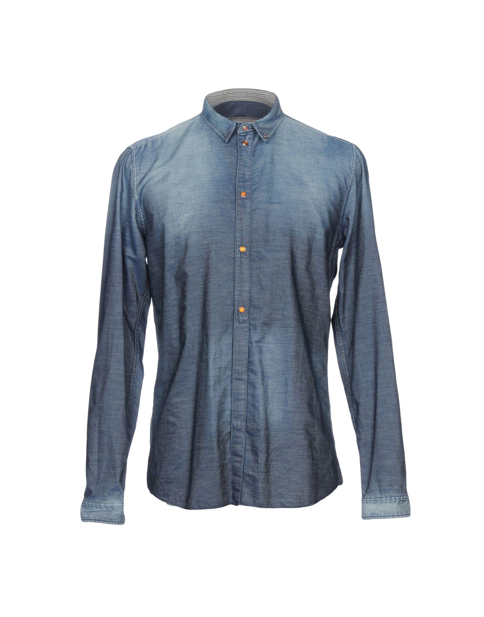 Camicia Camicia Camicia Jeans Berna Uomo - 42667662XO f5bb79