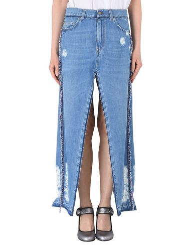 new arrivals 04dc5 c0ebd GAëLLE Paris Gonna jeans - Jeans e Denim | YOOX.COM