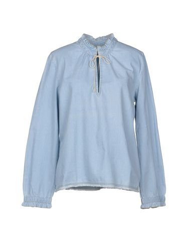 Løve Og Harper Denim Shirt salg nyte kjøpe billig CEST nyte billig online zJUpL2Tzi