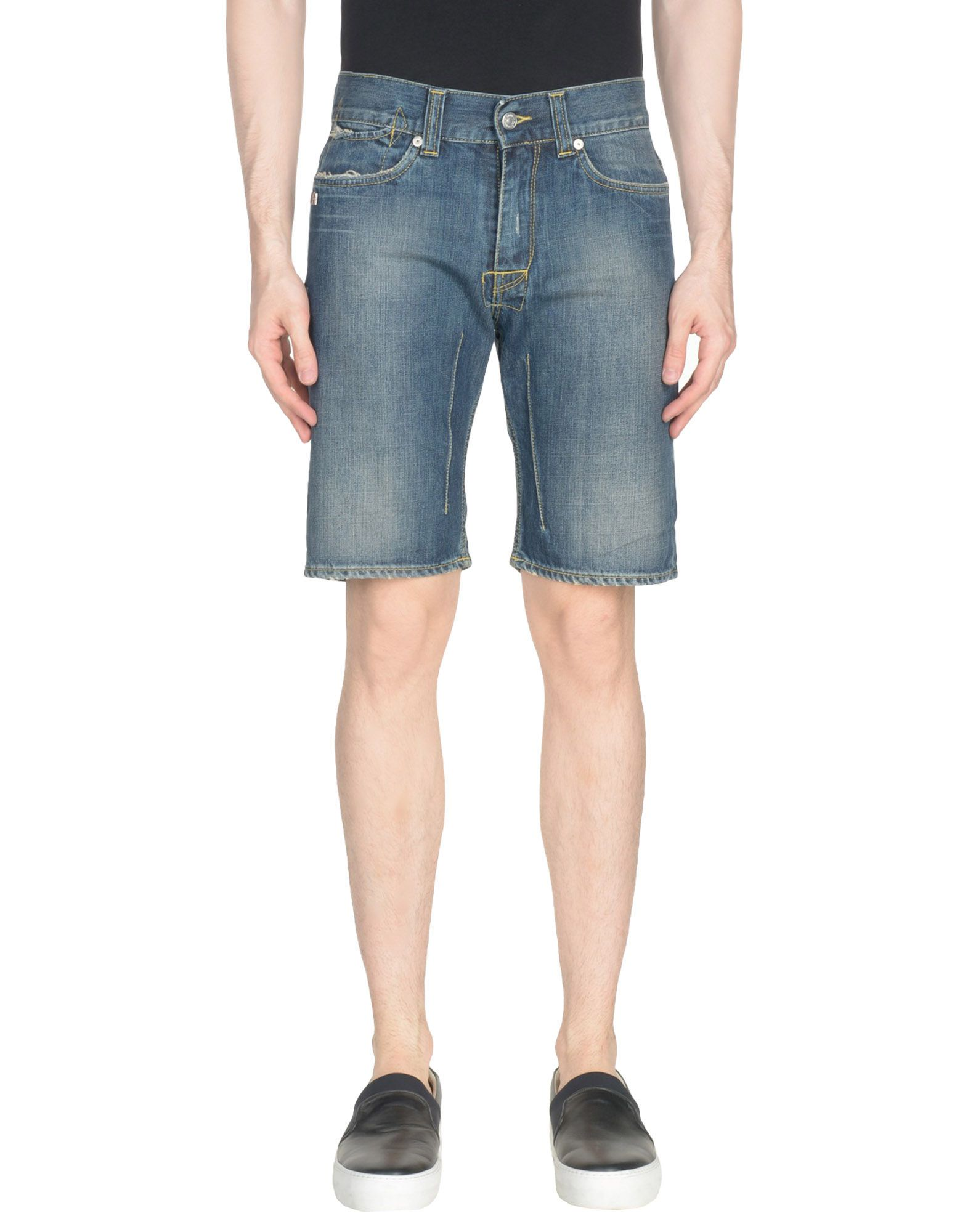 Shorts Jeans - Daniele Alessandrini Homme Uomo - Jeans 42667905LL 7ff0dd