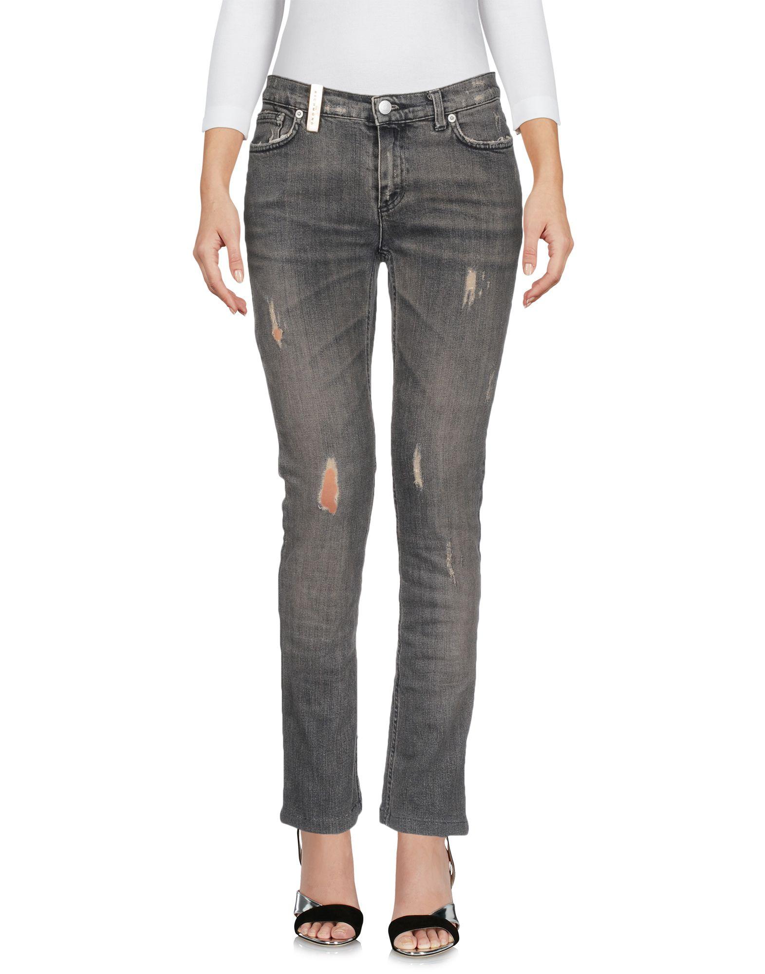 Pantaloni Jeans John Richmond donna - 42668013VH 42668013VH  billige Verkaufsstelle online
