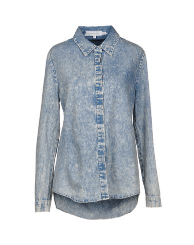 Finders Keepers Camisa Vaquera rabatt for fint IRv8Hv1l