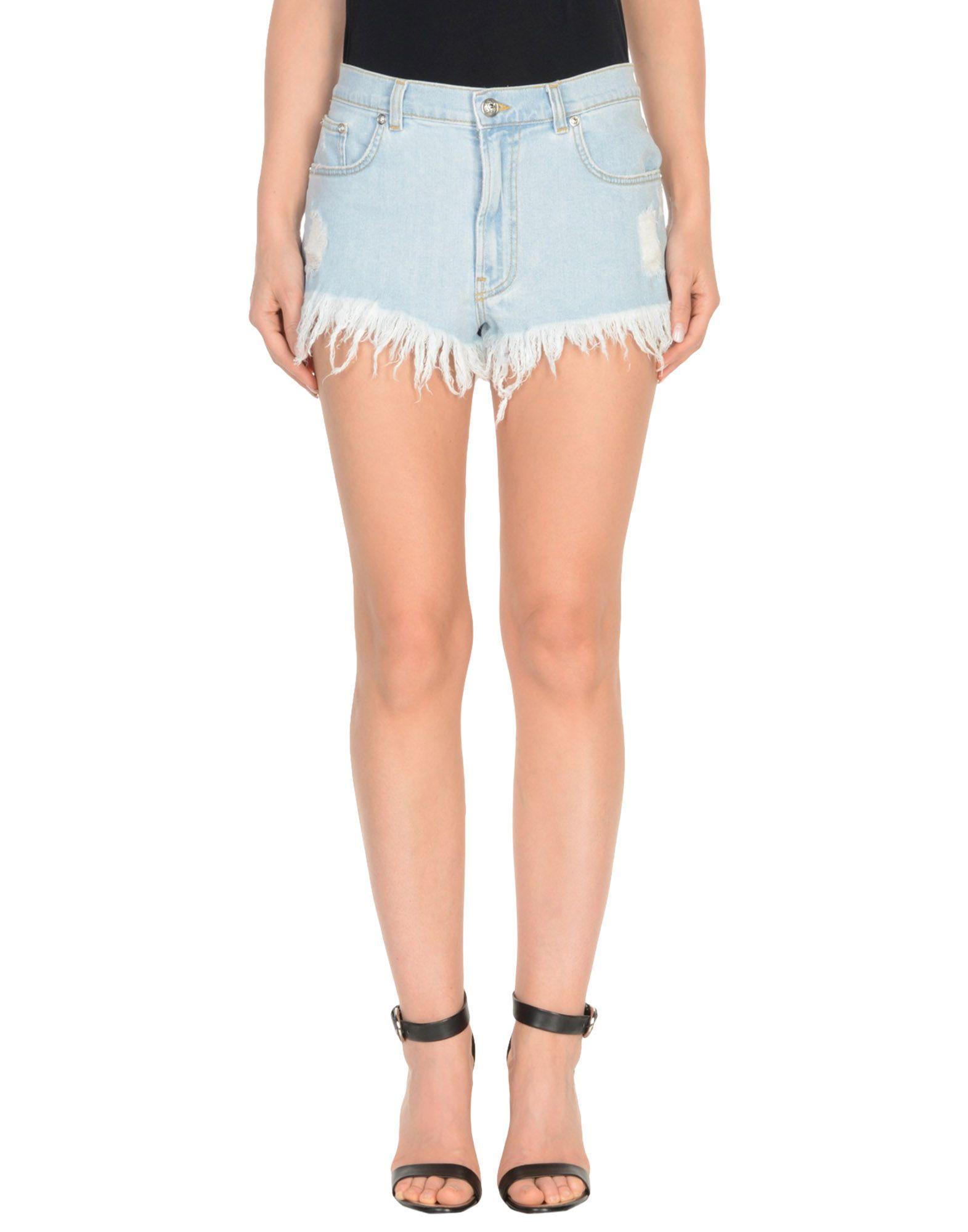 Shorts Jeans Versus Versace Donna - Acquista online su wnungUco