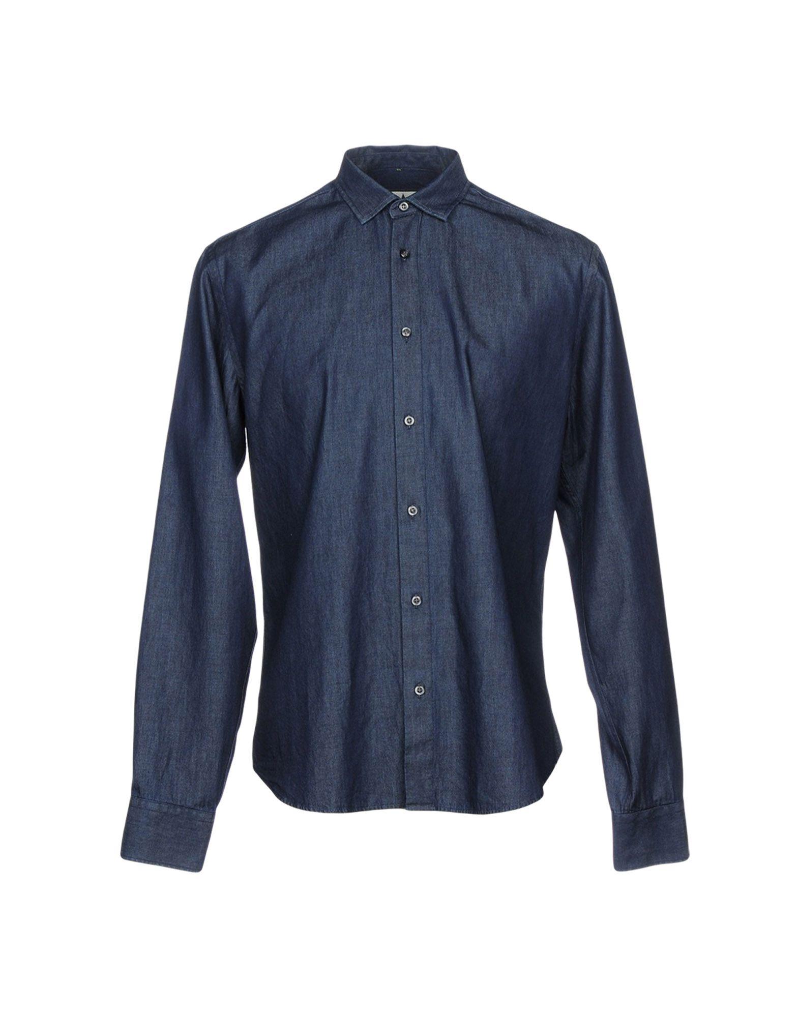 Camicia Jeans Macchia J J Macchia Uomo - 42668380EK 4c399f