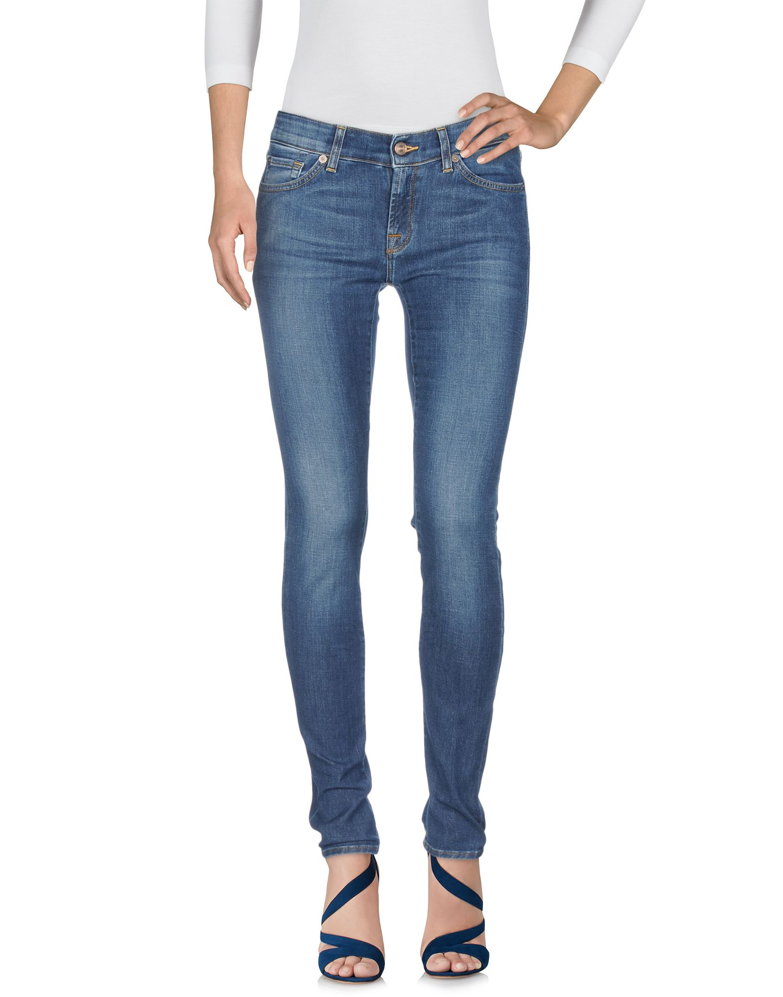 Pantaloni Jeans 7 For All Mankind Donna - Acquista online su ufOZ68