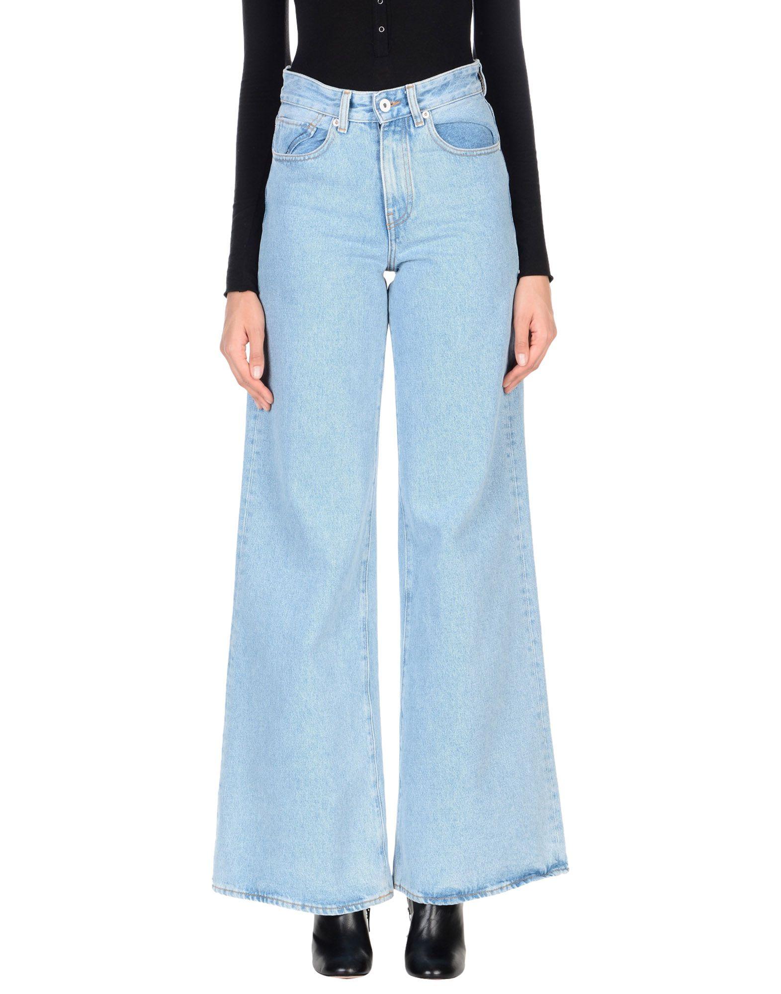 Pantaloni Jeans Off-White™ Donna - Acquista online su oddJQoLM8