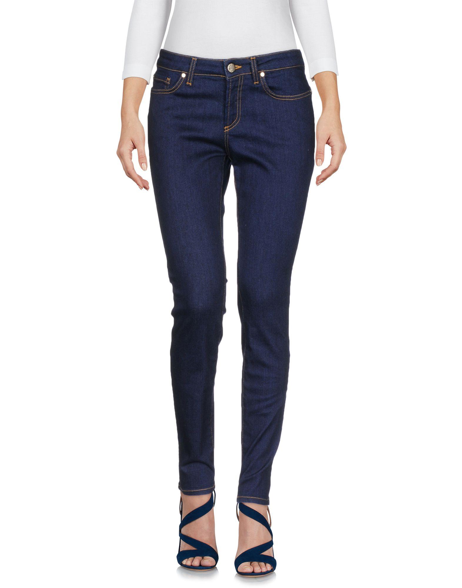Pantaloni Jeans Versace Collection Donna - Acquista online su