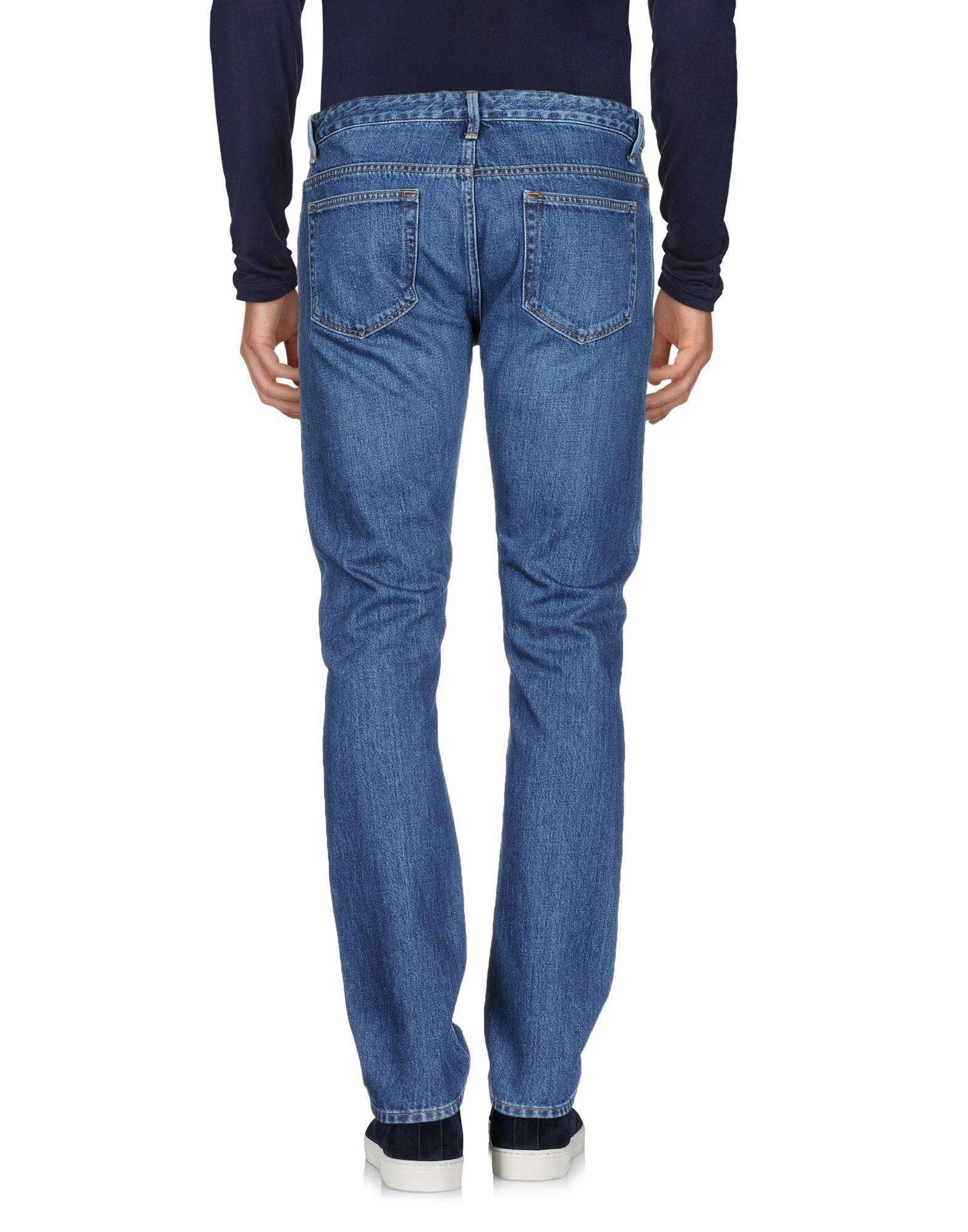 Pantaloni Jeans 42668862LI Officine Générale Paris 6E Uomo - 42668862LI Jeans a1b211