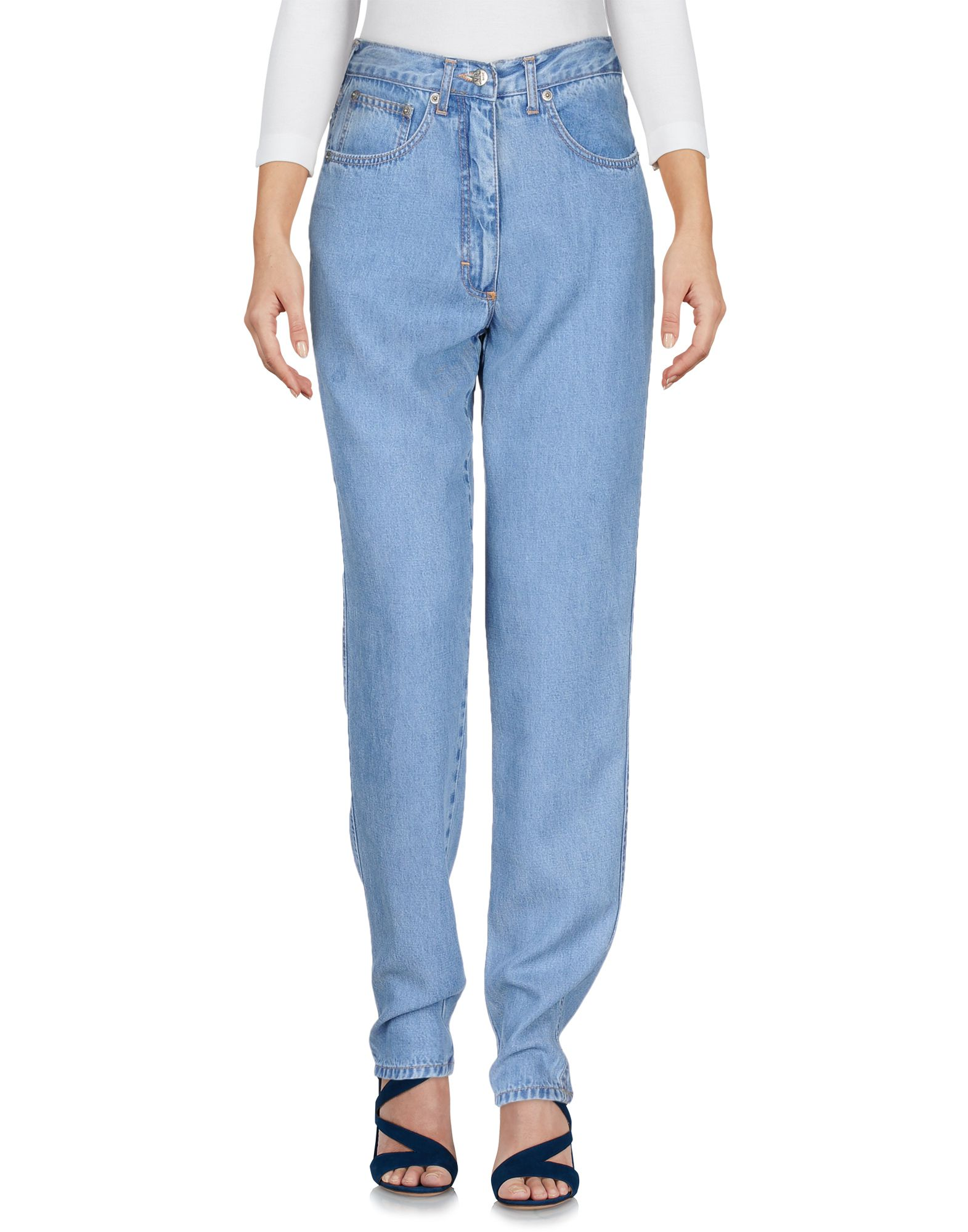 088ad1caab98b Pantalones Vaqueros Vittorio Forti Mujer - Pantalones Vaqueros Vittorio  Forti en YOOX - 42668877UA