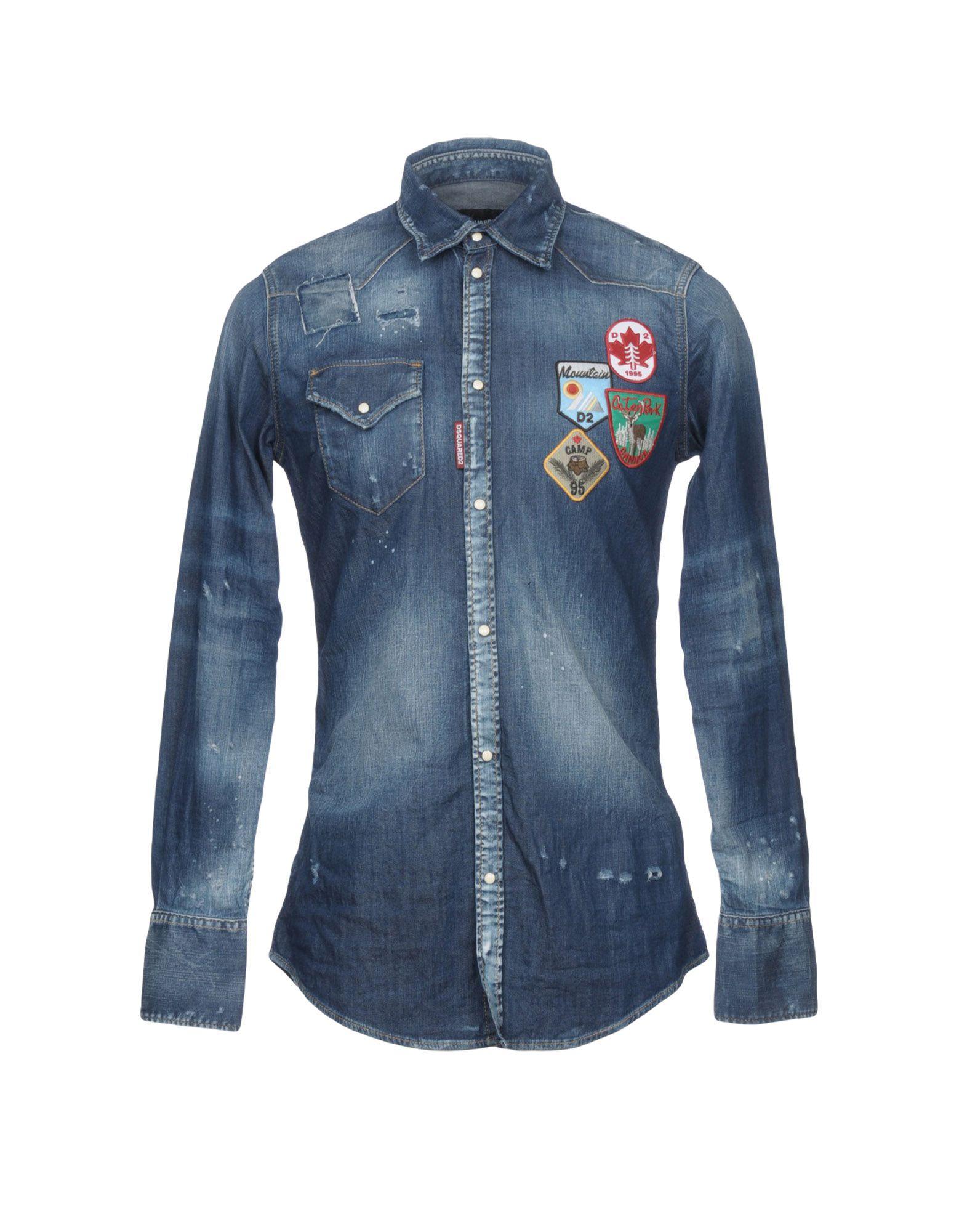 Camicia Jeans Dsquared2 Donna - Acquista online su