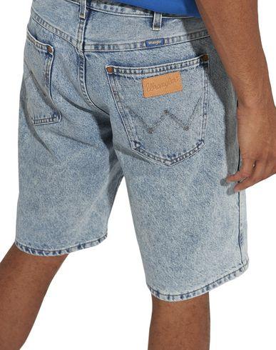 salg nedtellingen pakke Wrangler Shorts Vaqueros tappesteder på nettet a5D4L