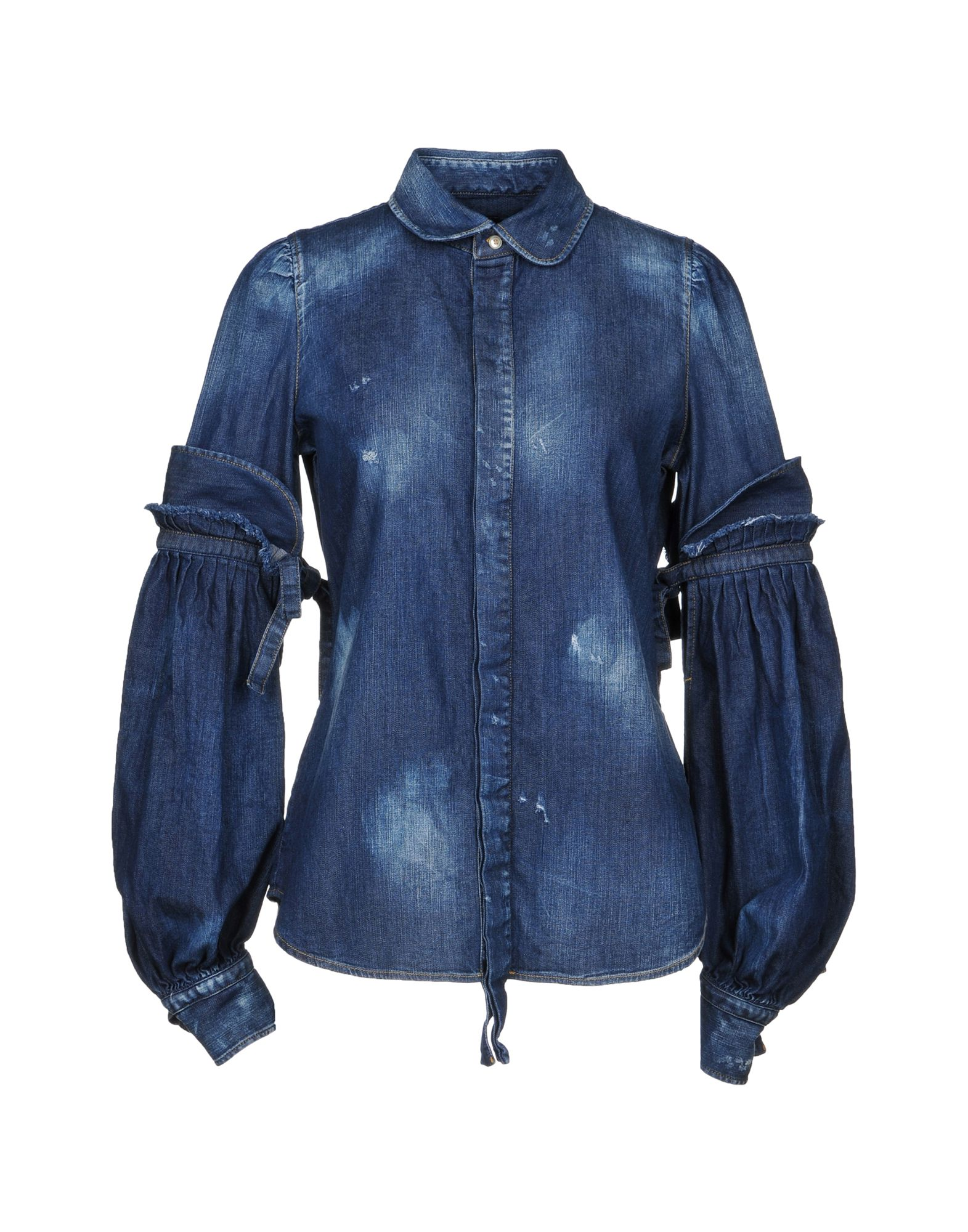 Camicia Jeans Dsquared2 Donna - Acquista online su Hy4mr