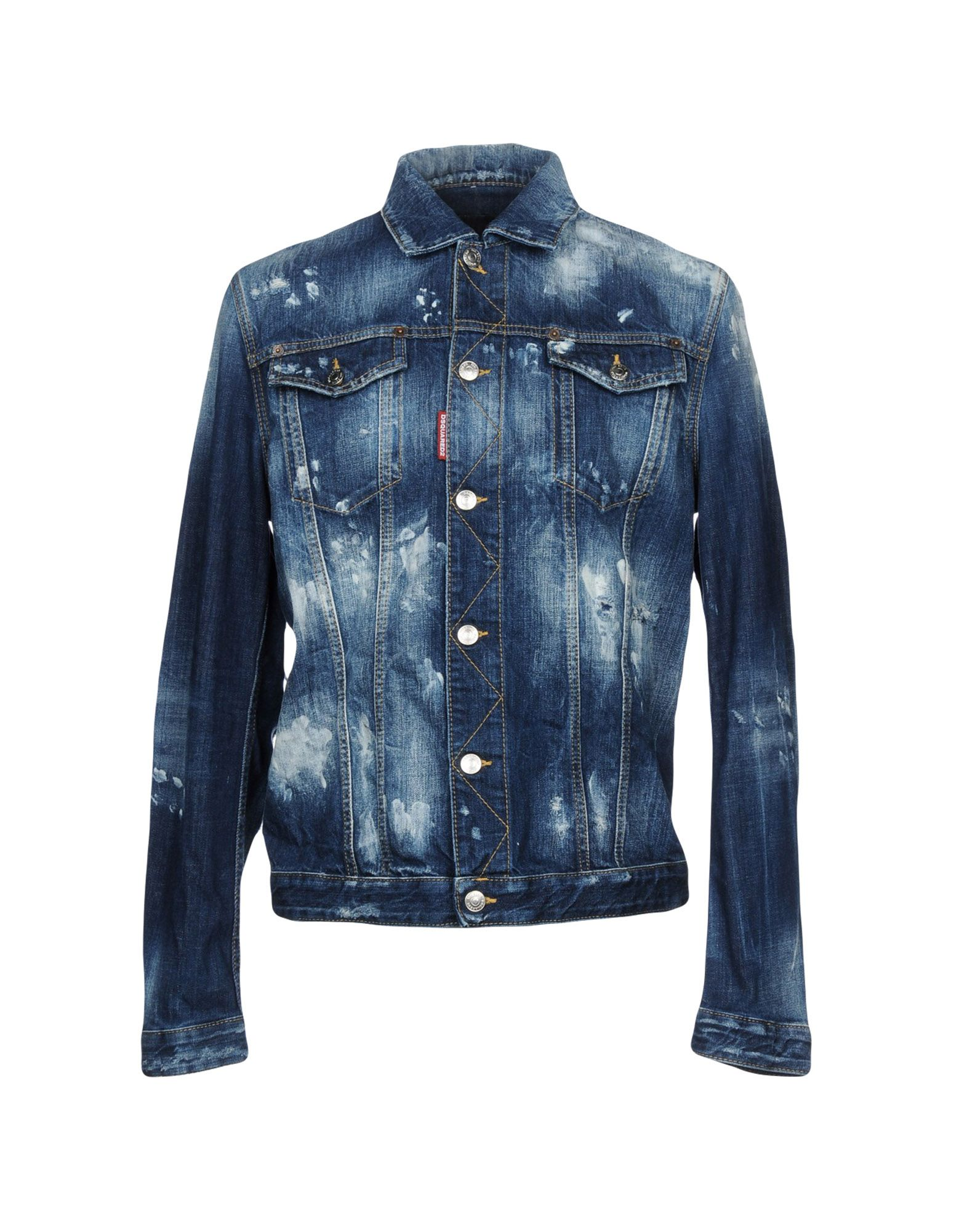 Giubbotto Jeans Dsquared2 Donna - Acquista online su