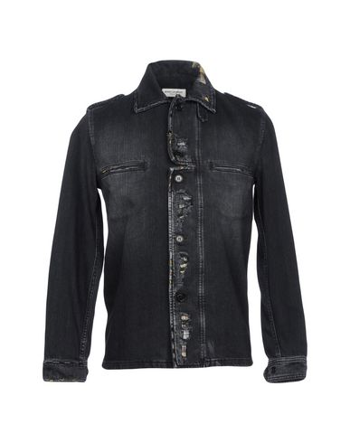 SAINT LAURENT Camisa vaquera