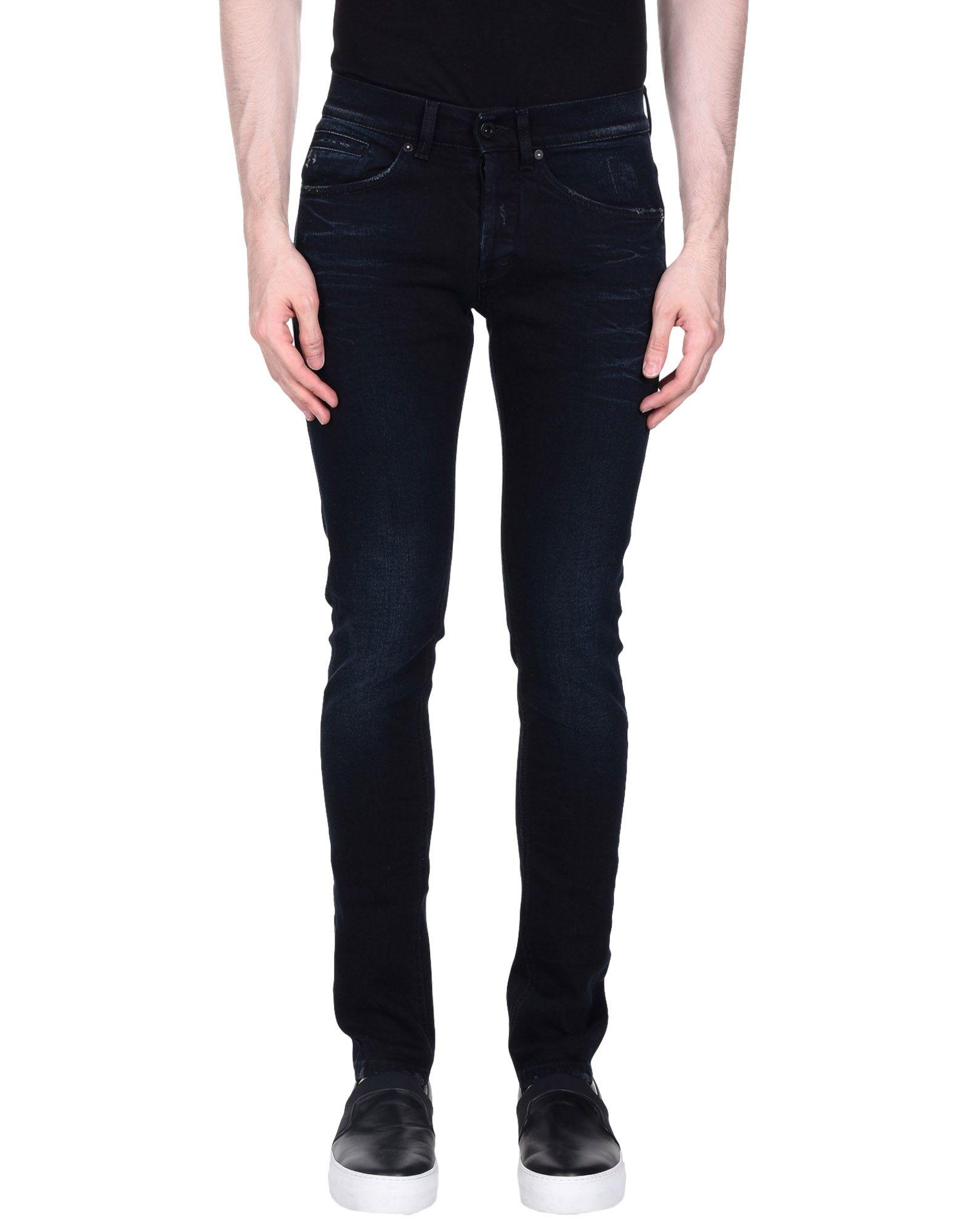 Pantaloni Jeans Dondup Dondup uomo - 42669796SO  preiswert