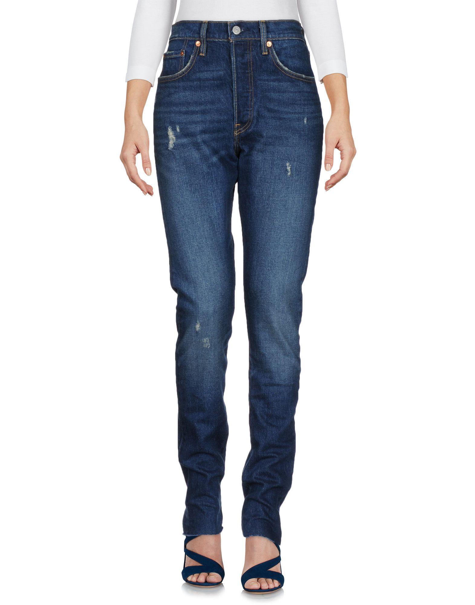 Levi\'s Red Tab Damen - Jeans, Shorts, Schuhe und mehr auf YOOX ...