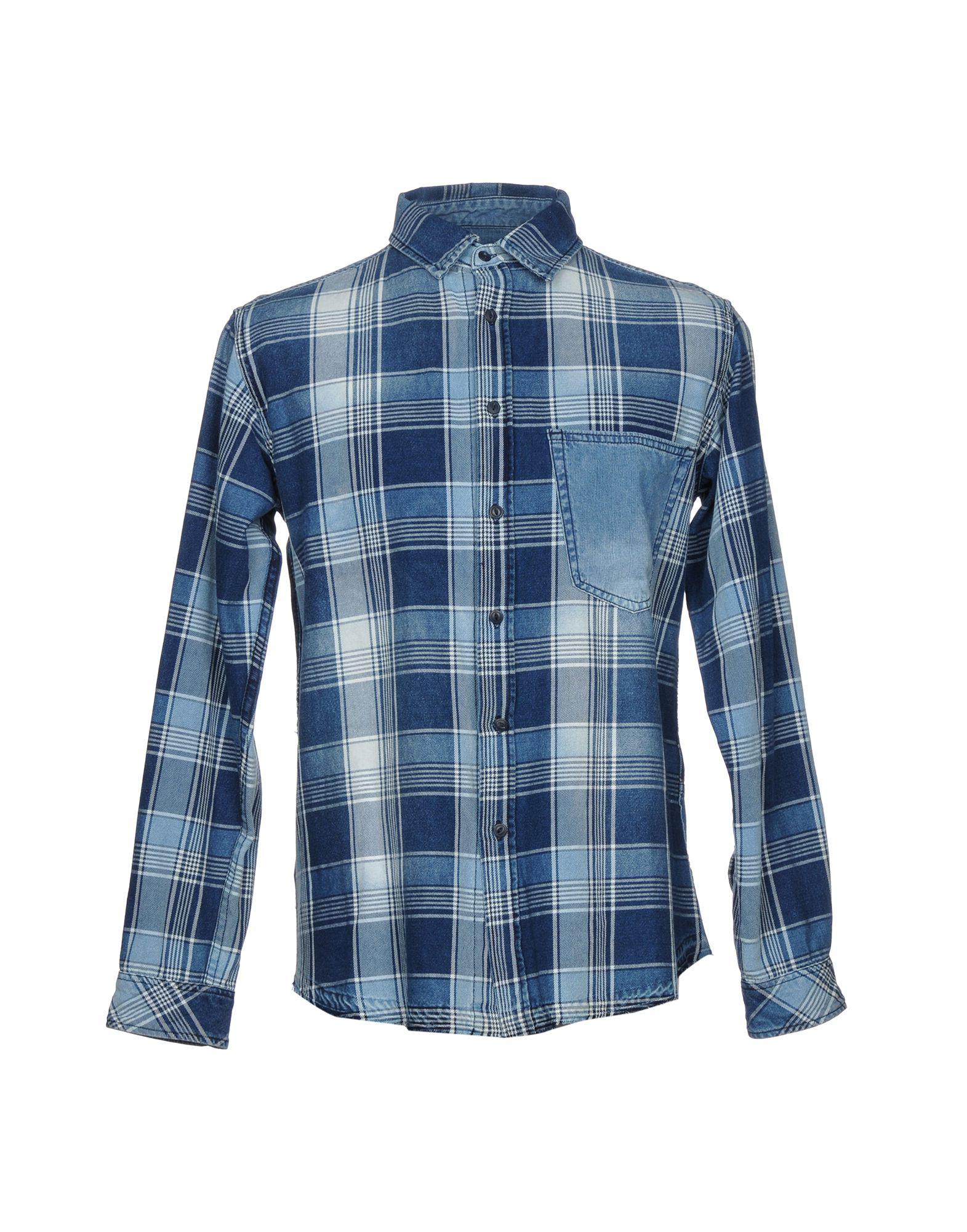 Camicia Jeans Current/Elliott Current/Elliott Jeans Uomo - 42670531HX 512700