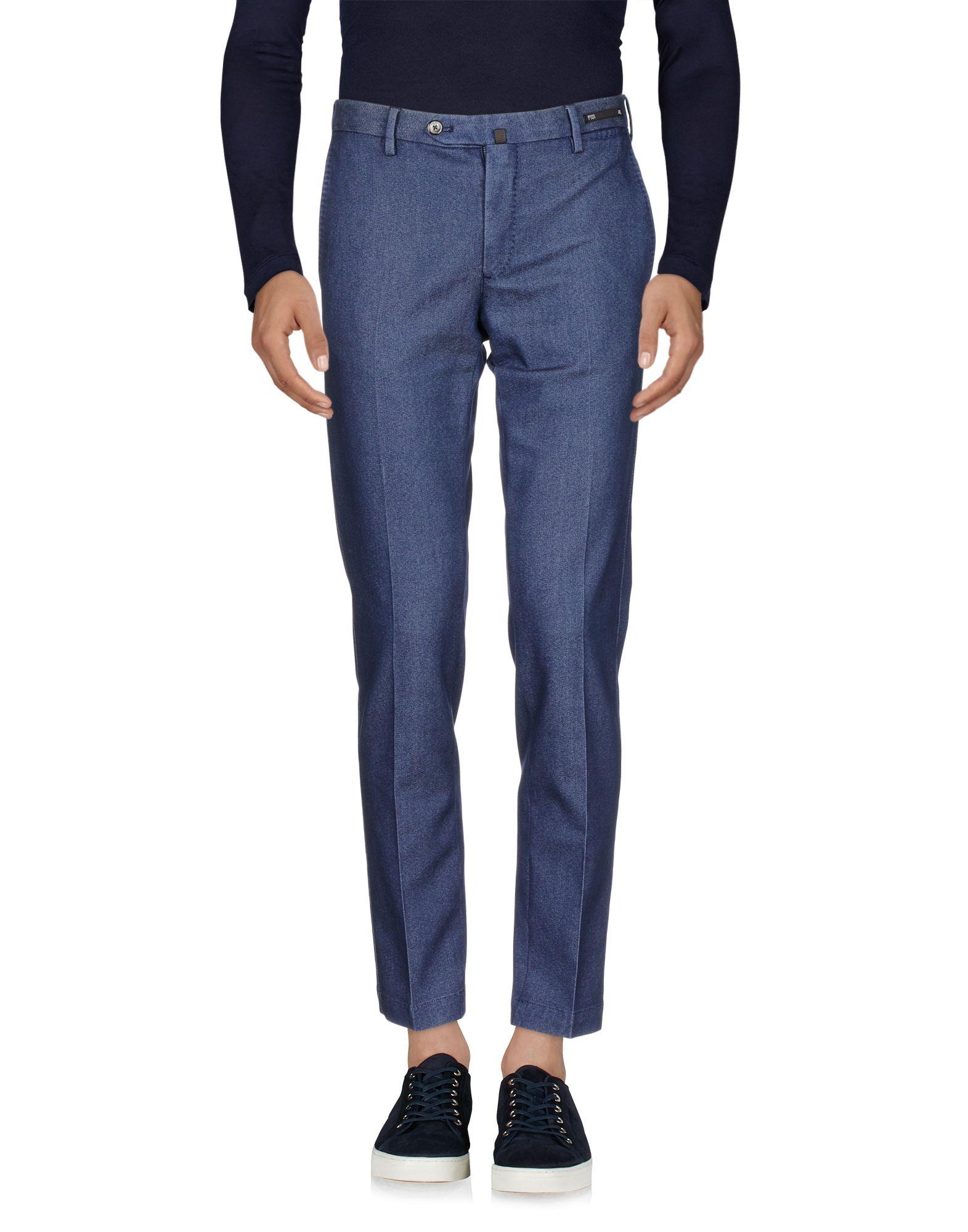 Pantaloni Jeans Pt01 herren - 42670533MQ