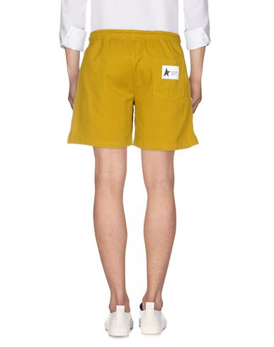 GOLDEN GOOSE DELUXE BRAND Shorts vaqueros
