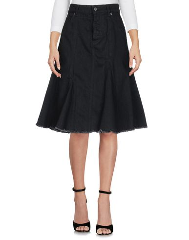 LOEWE - Denim skirt