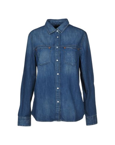 Diesel Shirts Denim shirt