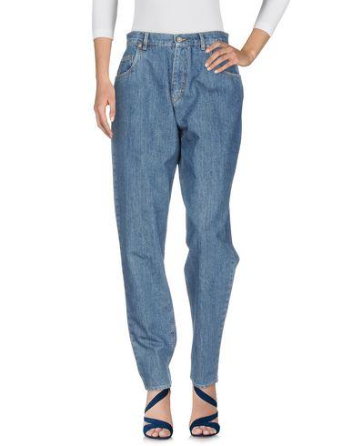 6042b137b834 Miu Miu Denim Pants - Women Miu Miu Denim Pants online on YOOX ...