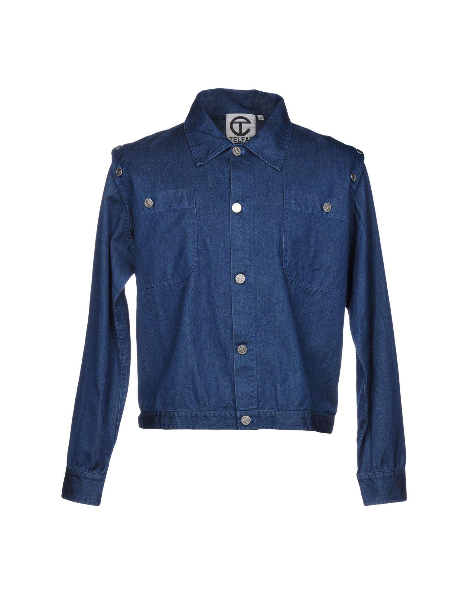 Giubbotto Jeans Telfar Donna - Acquista online su