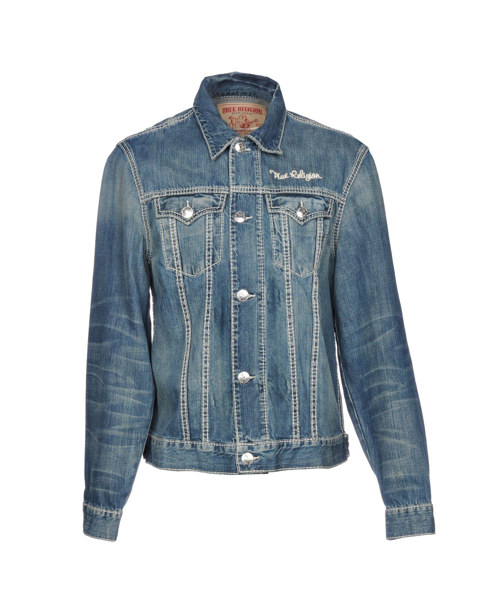 Giubbotto Jeans True Religion Donna - Acquista online su