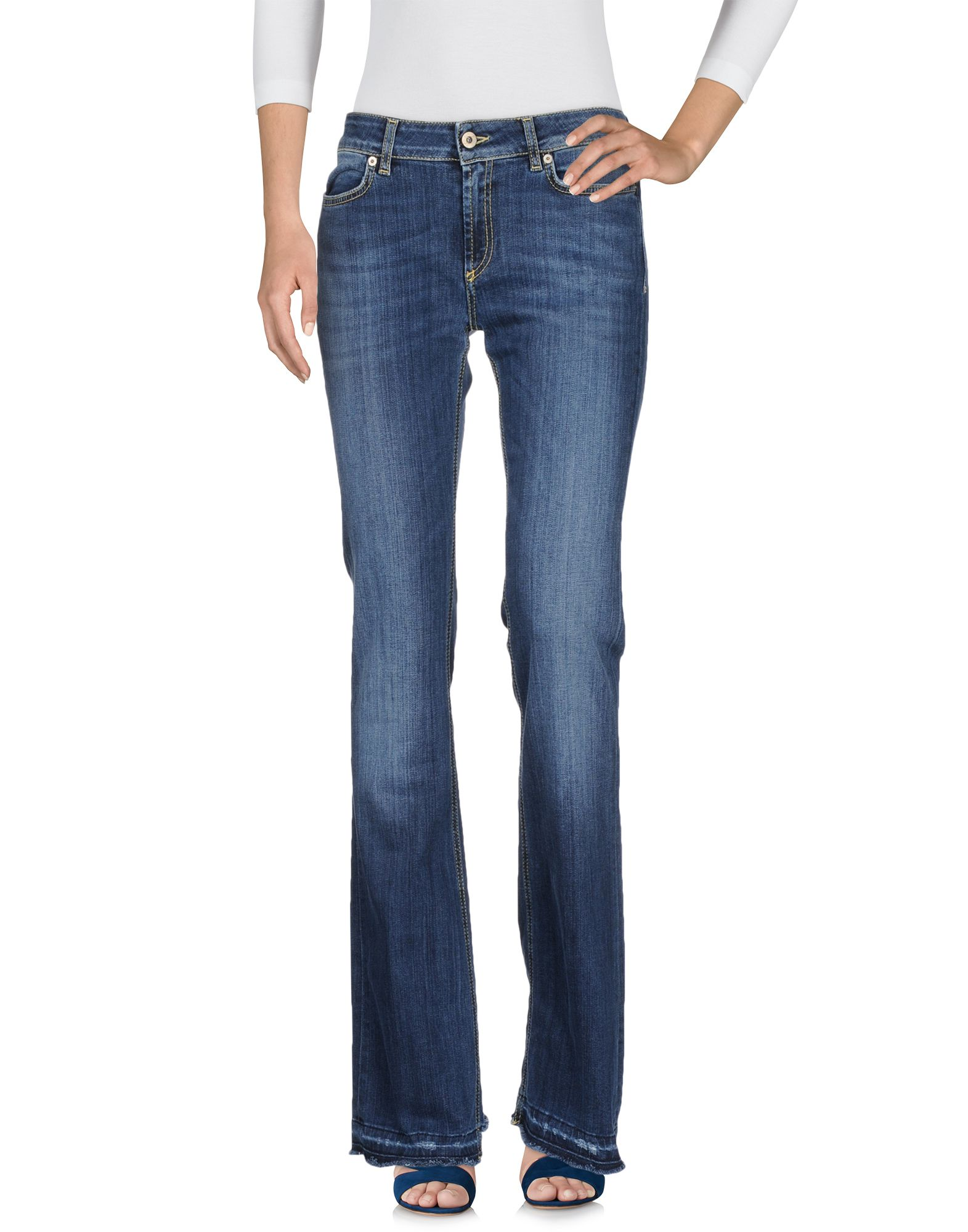 Pantaloni Jeans Dondup Donna - Acquista online su ivmk2