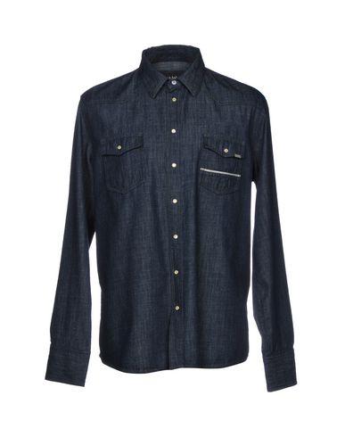 Omsorg Etiketten Denim Shirt utløp stort salg RD94n