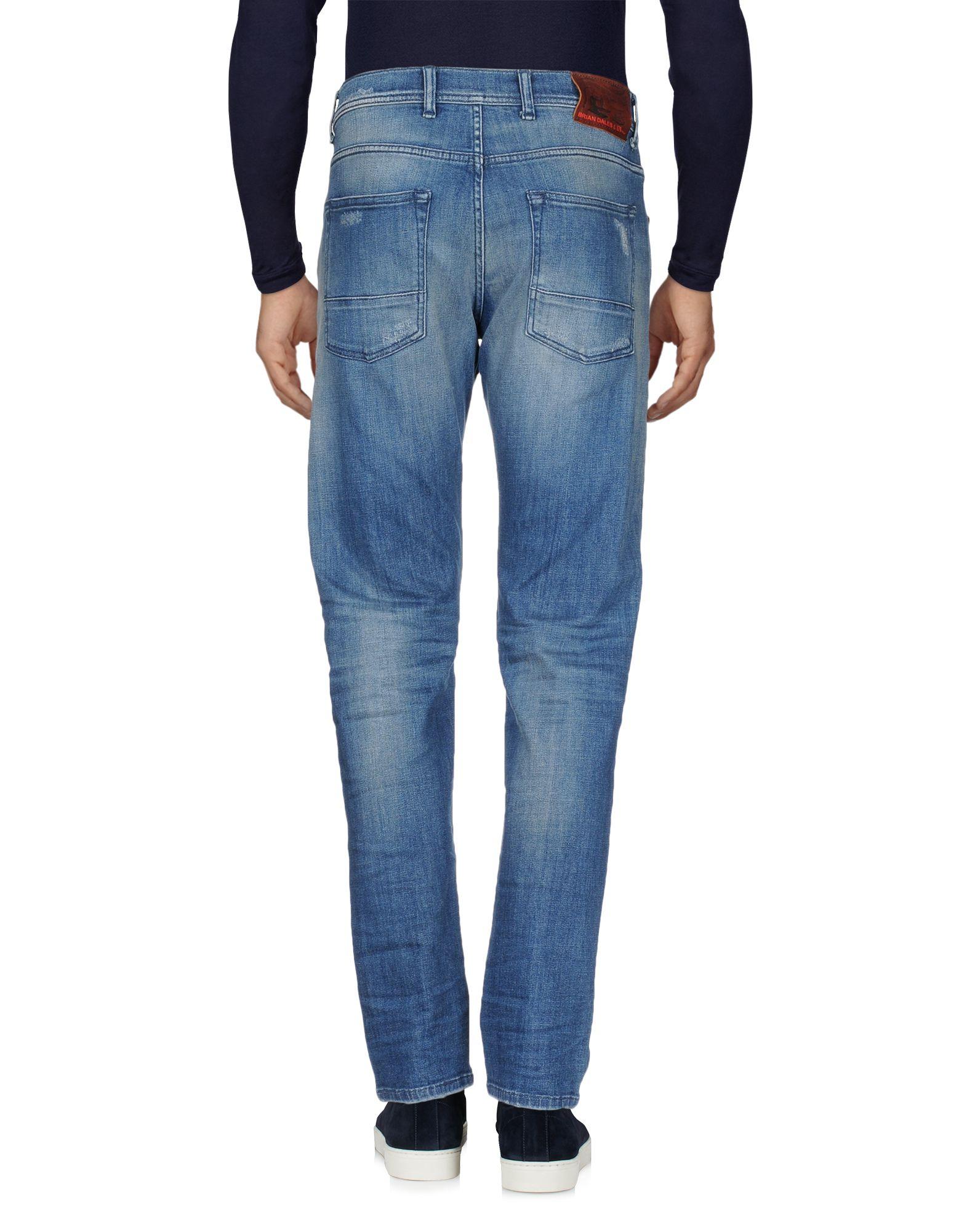Pantaloni Jeans Brian Dales & Ltb - Uomo - Ltb 42671806XH 609107