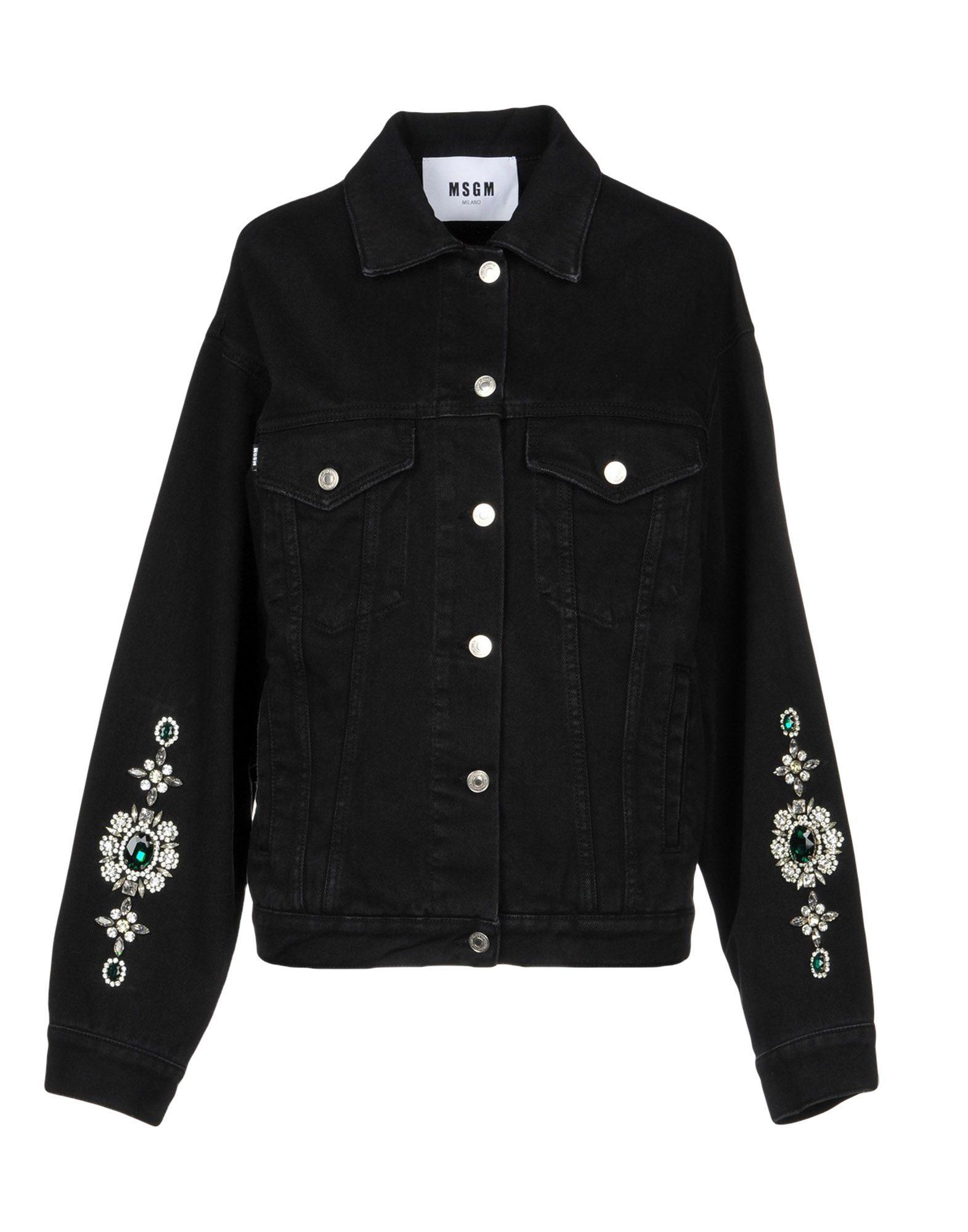 Giubbotto Jeans Msgm Donna - Acquista online su IpBpf