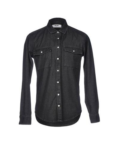 kjøpe billige priser billigste online Msgm Denim Shirt klaring nyte 3Js9XziORB