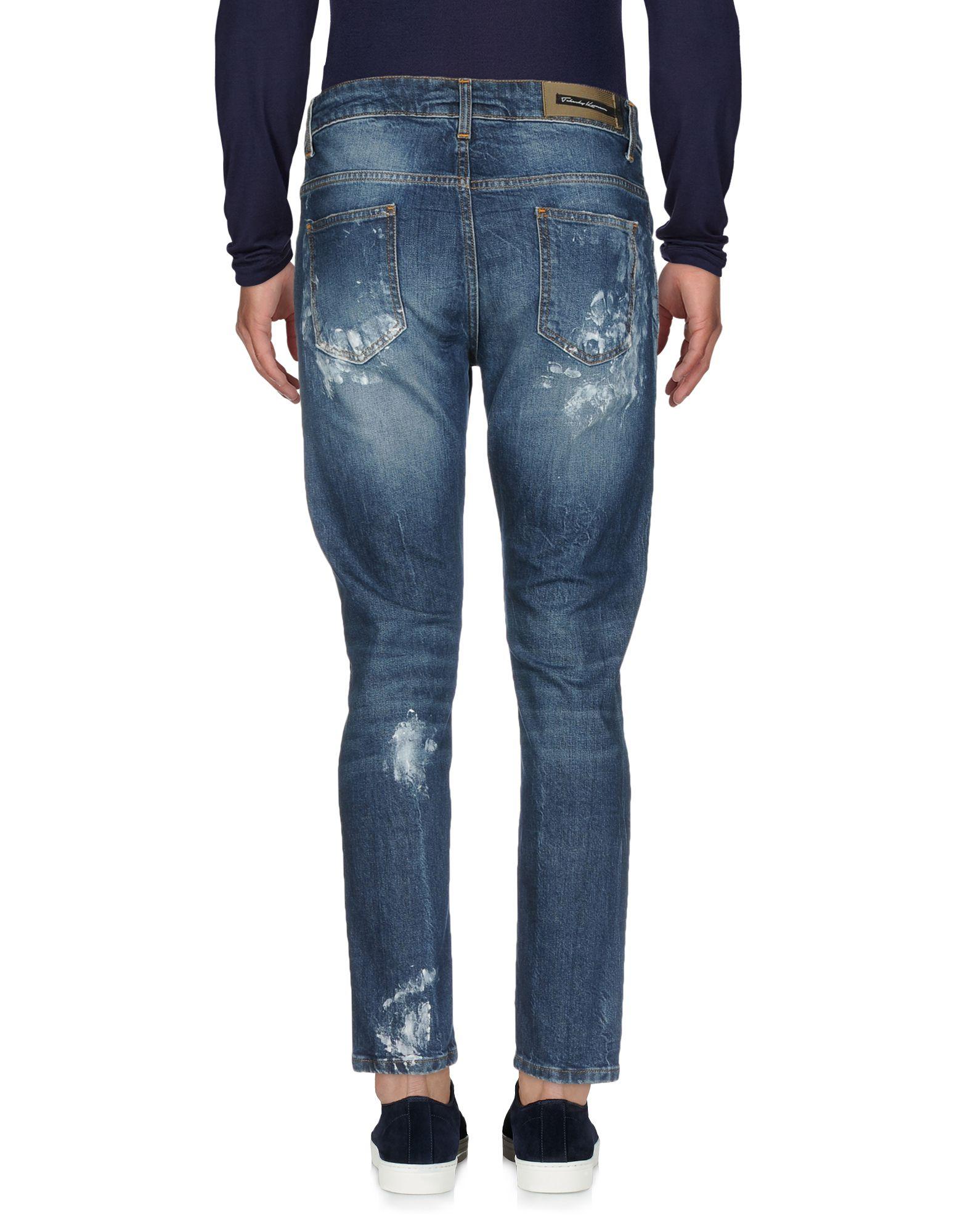 Pantaloni - Jeans Takeshy Kurosawa Uomo - Pantaloni 42672097EV 4cdc62
